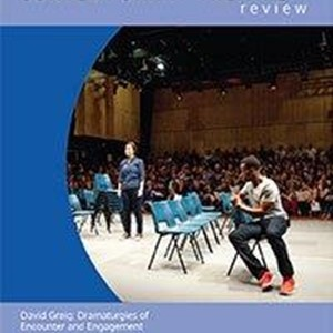 Call for Papers: Special Edition of Contemporary Theatre Review: Contemporary Feminist Theatre and Performance