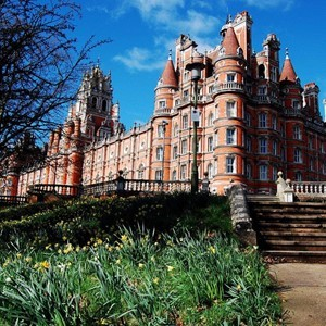 Professor and Head of Department position at Royal Holloway, University of London