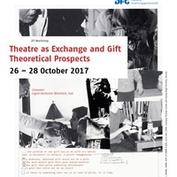 Conference: Theater as Exchange and Gift  (2)