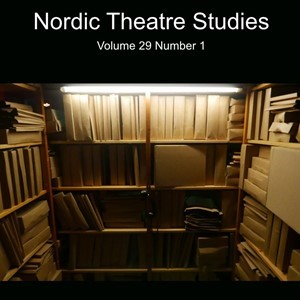 Turning Points and Continuity. Reformulating Questions to the Archives - special issue of Nordic Theatre Studies