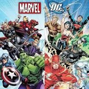 The Marvel & DC Universes CFPs