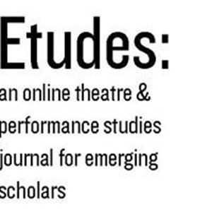 Etudes- CALL FOR PAPERS due June 15