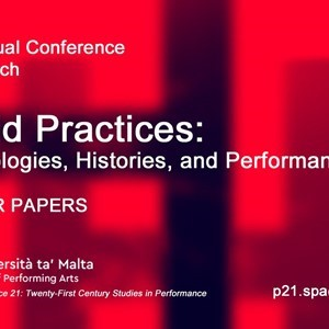 Approaching Deadline: 'Hybrid Practices' conference