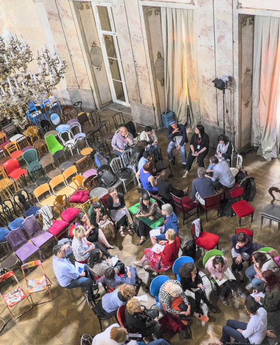 Call for Proposals -Scenography Working Group Symposium, Prague 2019