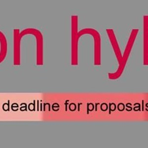 Call for Proposals - Performance Research Vol. 25, No. 6: 'On Hybridity' (September/October 2020)