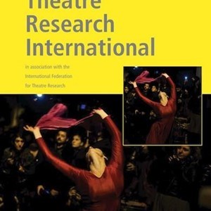New Issue of Theatre Research International 44.3