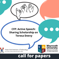 CFP deadline extended to facilitate Deaf scholars and Deaf Studies Researchers