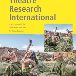 New Issue of Theatre Research International 45.2